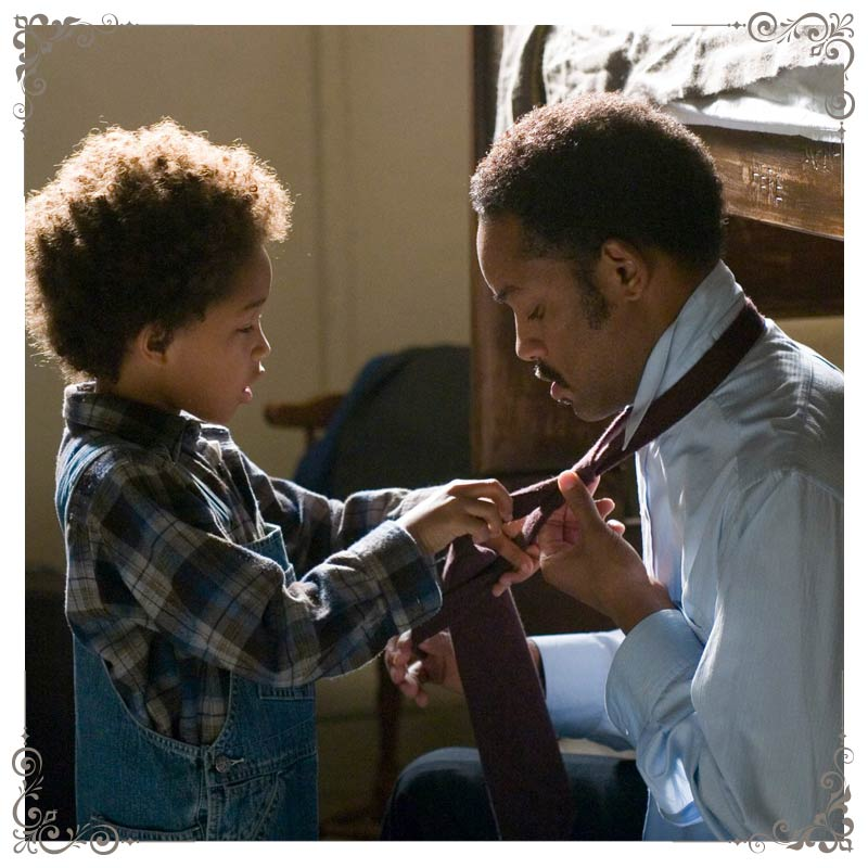 The Pursuit of Happyness ออกฉายเมื่อปี ค.ศ. 2006